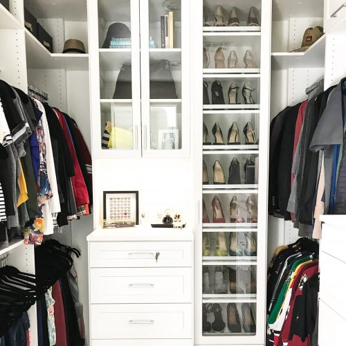 It All Started With a Closet