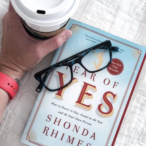 Year of Yes – A Book Review