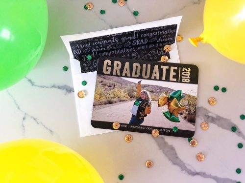 Grad Prep with Shutterfly